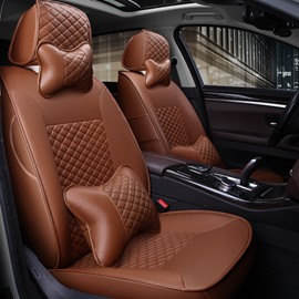 Custom Made Sleek And Comfortable Cooling Middle Section Car Seat Covers