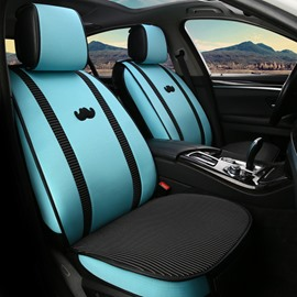 Bright Color Double Straps Design Universal Car Seat Covers