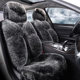 Luxury High-grade Plush Warm Universal Car Seat Covers