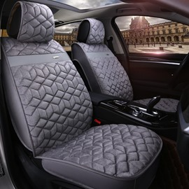Rhombus Mosaic Classic Cost-efficient Universal Car Seat Covers