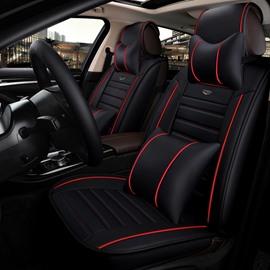Distinctive Superb Professional Design Leather Universal Car Seat Cover