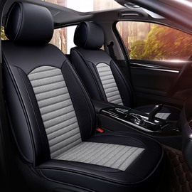 Luxury Attractive and Durable Bright Luster Universal Car Seat Covers