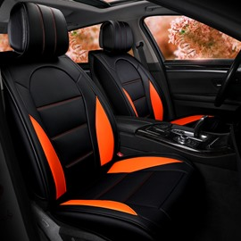 Sports Design Color Brilliancy Handmade Universal Car Seat Covers