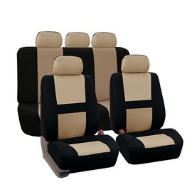 Superior Wrinkle-free Serviceable Quality First Cloth Universal Car Seat Covers