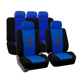 Environment-friendly Washable Durable Monkey Pattern Cloth Universal Car Seat Covers