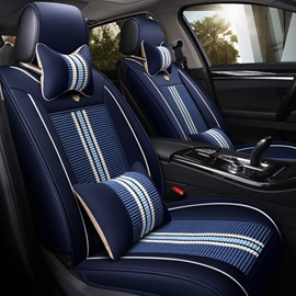 Classic England Style Brisk Leather Universal Car Seat Covers