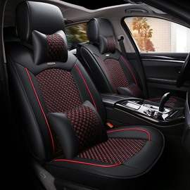 Mesh Cloth Cool and Refreshing Reasonably Designed Universal Car Seat Covers