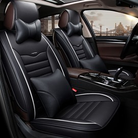 Classic Black Design Durable Muti-Use Universal Car Seat Covers