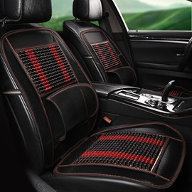 Summer Applies Ice Cool With Waist Massage Front Single-seat Universal Car Seat Covers