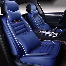 Universal Sports Plain Style Solid Eco-friendly Cost-Effective Car Seat Covers