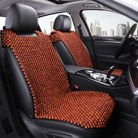 Simple Style Plain Pattern Bamboo Universal Single Car Seat Cover