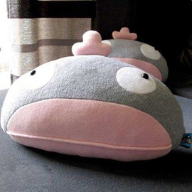 Fancy Cute Cartoon Cervical Funny Car Pillow