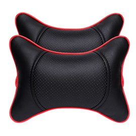 Functional Bone Shape Car Neckrest Pillows