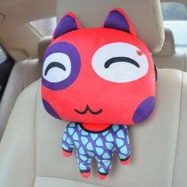 Cute Popular Cartoon Rabbit Creative Car Pillow
