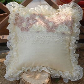 New Beautiful Floral Style Design Single Muti-Use Car Pillow