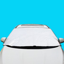 Thicken Double Layer Sun Block Front Car Sun Shades
