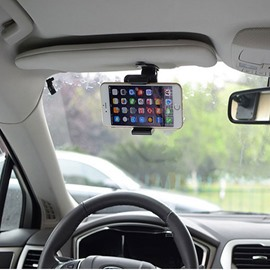 Sun Visor Easy Install Popular Car Phone Holder
