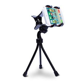 Convenient Triangle Phone Holder Easy For Going Outing