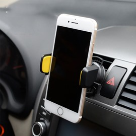 Simple Design Dashboard & Windshield Car Phone Mount Holder