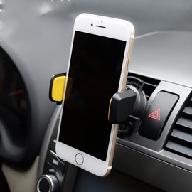 Simple Design Smartphone Car Air Vent Mount Holder