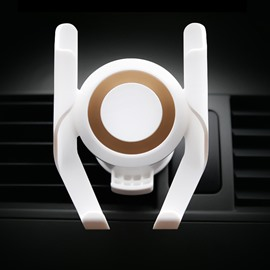 Smartphone Car Air Vent Mount Holder Cradle for iPhone & Other Smartphone