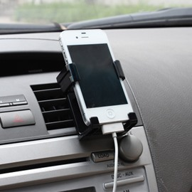 Smartphone Car Air Vent Mount Holder Cradle for Smartphone