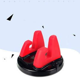 Multifunctional Silicone Gel Mobile Phone Mount