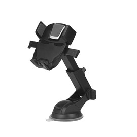 Telescopic Automatic Lock Phone Mount