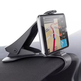 360 Degree Rotating Magnetic Absorption Phone Mount for Automobile Instrument Station