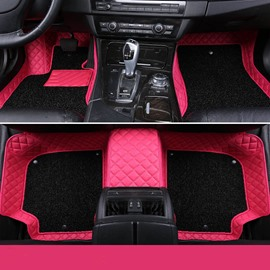 Luxury Double Layered All Weather Custom Fit Car Floor Mats