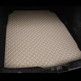 Cost-effective Classic High-quality Leather Beige Custom Car Trunk Cushion