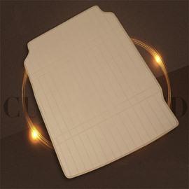 Simple Design Super Cost-effective Leather Beige Custom Car Trunk Cushion