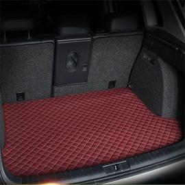 Distinctive Waterproof Durable Trunk Protecter Burgundy Custom Car Trunk Cushion