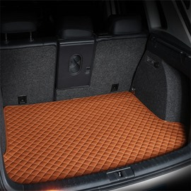 Distinctive Waterproof Durable Trunk Protecter Brown Custom Car Trunk Cushion