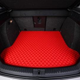 Distinctive Waterproof Durable Trunk Protecter Red Custom Car Trunk Cushion