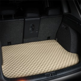 Distinctive Waterproof Durable Trunk Protecter Beige Custom Car Trunk Cushion