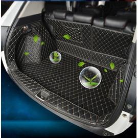 Diamond Shape Full Coverage Waterproof Car Trunk Mat For XRV