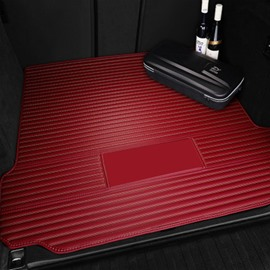 Simple Stripes Pattern Waterproof Car Trunk Mat For Buick