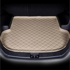 XPE Leather Full Coverage Car Trunk Mat For Volkswagen