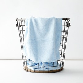 Quick-Dry Polyester Rectangular Modern Style Bath Towel