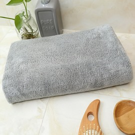 Rectangular Japanese Style Quick-Dry Polyester Towel