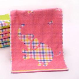 New Style Lovely Cartoon Pattern Children Cotton Towel