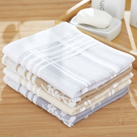 Square Shape Cotton Quick Dry Rectangular Face&Hand Towel