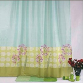 New Arrival Pretty Concise Design Shower Curtain
