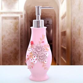 Unique Creative Design Daisy Image Lotion Bottle