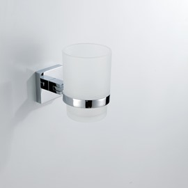 Bathroom Accessories Solid Brass Tumbler Holder
