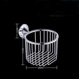 Modern New Style Stainless Steel Toilet Paper Holder