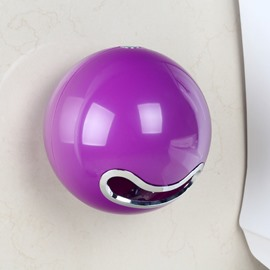 Creative Purple Acrylic Toilet Paper Holder