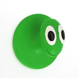High Quality Cute Big Eyes Design  Bathroom Hook