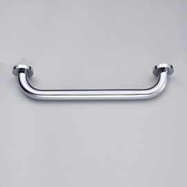 Non-slip Drilling Installation Copper Bath Tub Armrest